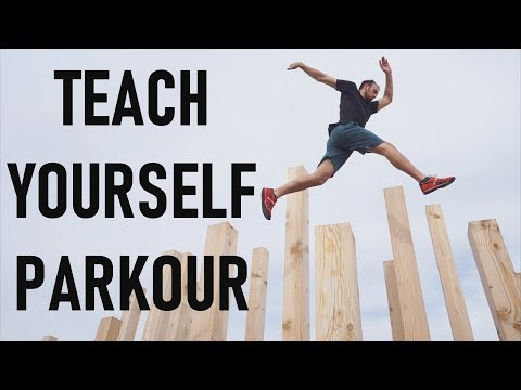 How To Learn Parkour By Yourself - YouTube