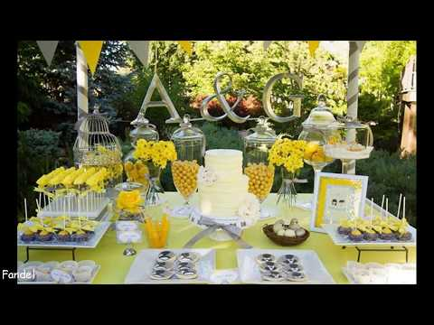 mp4 Wedding Decoration Yellow And White, download Wedding Decoration Yellow And White video klip Wedding Decoration Yellow And White