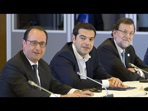 Ελληνική πρόταση: Πρόοδο αναγνωρίζουν οι θεσμοί, «ώρα ευθύνης» λέει ο Τουσκ