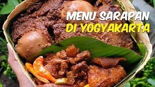Bingung Cari Sarapan di Yogyakarta? Coba 6 Kuliner Khas Jogja Ini