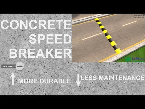 Road Safety Speed Breakers