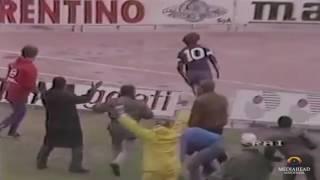 Giancarlo Antognoni a Barcellona per celebrare il Mondiale vinto del 1982