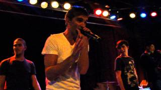 The Wanted - ROCKET First LIVE performance!!! - U.S Tour!!! HD