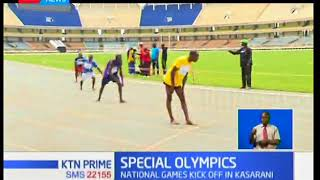 National Special Olympics games took place in Nairobi