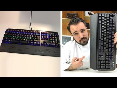 Die Alternative?! - Mechanische Gaming Tastatur von EasySMX - Dr. UnboxKing - Deutsch