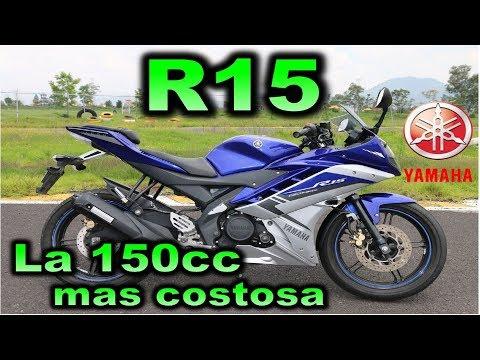 Prueba Yamaha R15 | Review en Español  Por que estan cara?/ Blitz Rider