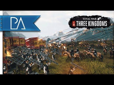 STAND AT CHANGBAN - Historical Battle - Total War: Three Kingdoms