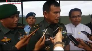 MAKSIMALKAN TUGAS POKOK, TNI BANGUN KODIM BANGKA BARAT