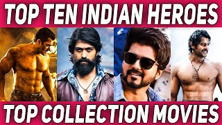 Top 10 Indian Actors Based On Their Movie Business | Nettv4u