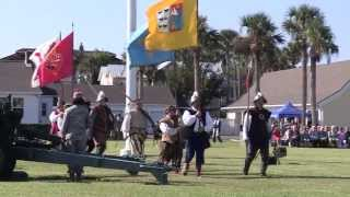 FIRST MUSTER 448th Anniversary Commemoration
