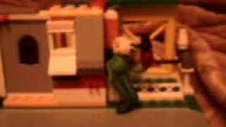 Лего и пластелиновый мир
