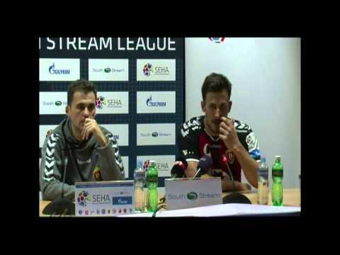 Metalurg - Vardar Post-Match Press Conference