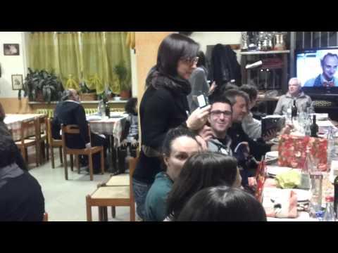Preview video CENA DI NATALE SERIE C