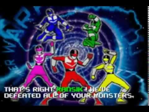 Power Rangers : Time Force GBA