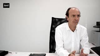 Entrevista a Rafael Carbonell, Director General de Durst Ibérica