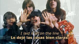 Shot Down In Flames (Español/Inglés) - AC/DC