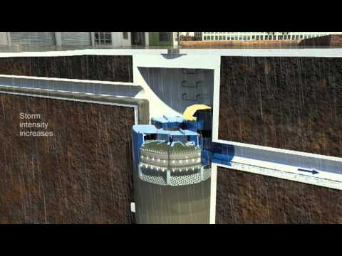 Up-Flo® Filter Stormwater Treatment System