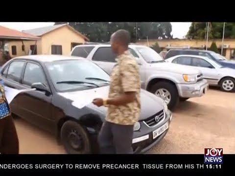 Stolen Vehicle - The Pulse on Joy News (8-6-18)