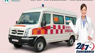 Prominent King Ground Ambulance Service in Patna and Muzaffarpur