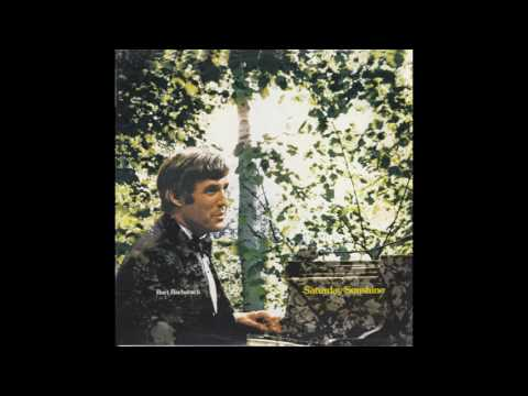 "Burt Bacharach – ""Saturday Sunshine"" (original version) (Kapp) 1963"