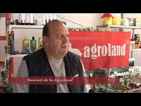 (P) Noutăţi de la Agroland