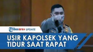 Belum Sebulan Menjabat Jadi Kapolda Jatim, Muhammad Fadil Tegas Usir Kapolsek yang Tidur Saat Rapat