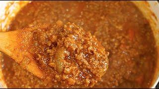 Homemade Meat Sauce Recipe  How to make Homemade Turkey Meat sauce