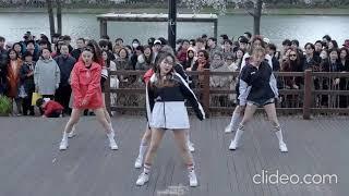 ALIEN DANCE - FINESSE (BRUNO MARS) - MIRRORED