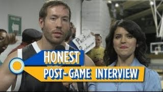 Honest Postgame Interview  Vidinfo