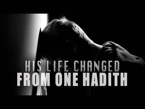 True Story - His Life Changed From One Hadith