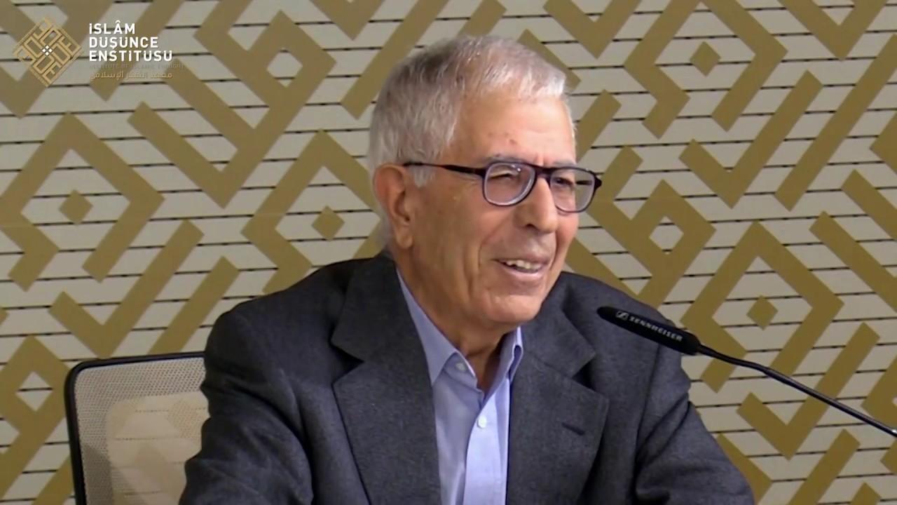 Prof. Dr. Mehmet Aydın I İslami İlimler ve İslam Felsefesi I 29.12.2018