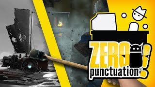 House Flipper and Far: Lone Sails (Zero Punctuation)