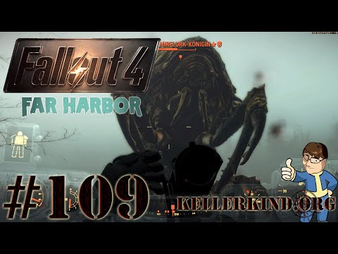 Fallout 4 - Far Harbor #109 - Monster Hunter ★ Let's Play Fallout 4 [HD|60FPS]