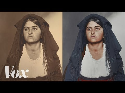 How Old Photos are Brought to Life with Colour