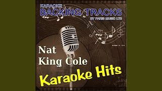 Very Thought of You (Originally Performed By Nat King Cole) (Karaoke Version)