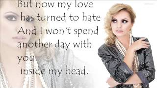 Alexandra Stan - Thanks for leaving - lyrics
