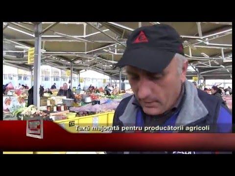 Taxa majorata pentru producatorii agricoli