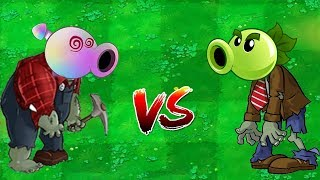Plants vs. Zombies Hack  : Hypno Zombies vs  Zombotany 2