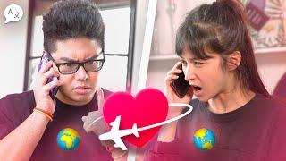 LES RELATIONS À DISTANCE - LE RIRE JAUNE
