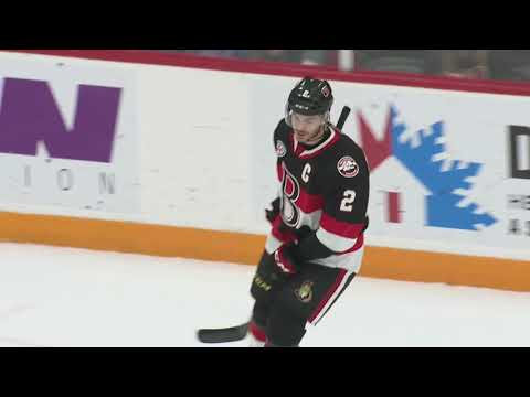 Rocket vs. Senators | Feb. 18, 2019