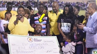 Massive SUPPORT For LUTON SHELTON From FOOTBALL Fraternity