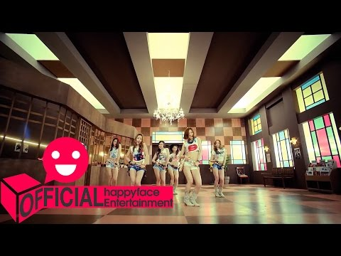 Dal★shabet - Mr. Bang Bang
