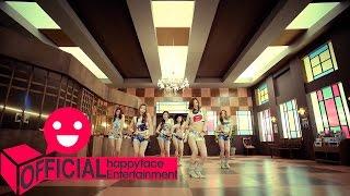 Dal Shabet - Mr. Bang Bang