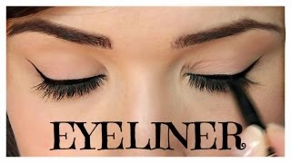 How to Apply Eyeliner - Pencil, Cream/Gel, Liquid | TheMakeupChair