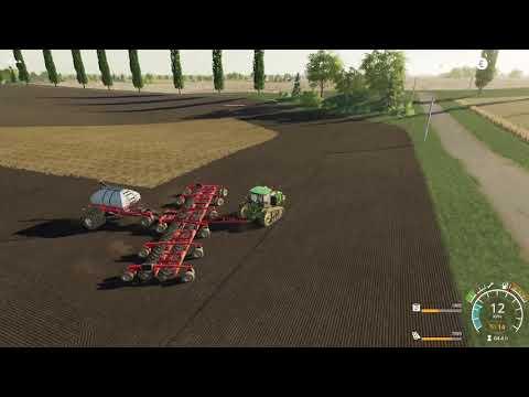 Farming Simulator 19 | Clover Creek EP 53 | Timelapse | FS19