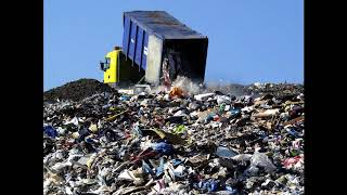 Domestic waste used to generate electricity