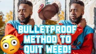 How To SUCCESSFULLY Quit Smoking Weed COLD TURKEY: Marijuana Addiction/THC Detox (The SMART Way)