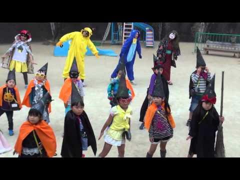 本應寺保育園のゆっつらくん健康体操踊ってみた
