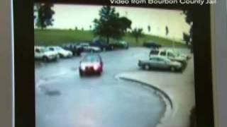 Suspect Spits On Judge