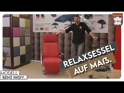 Relax Sessel Benz Individuell, ab Werk